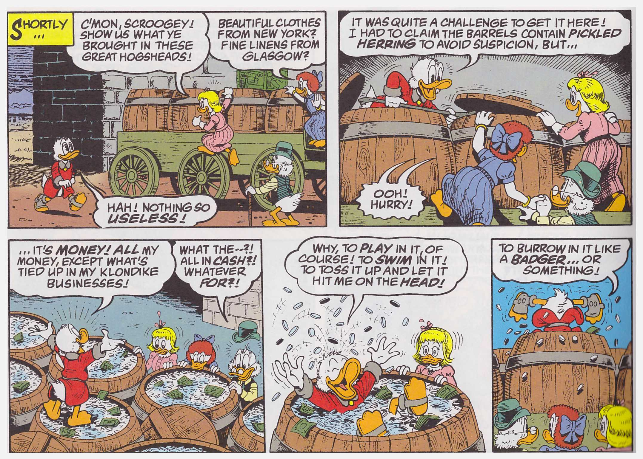 Life and Times of Scrooge McDuck review