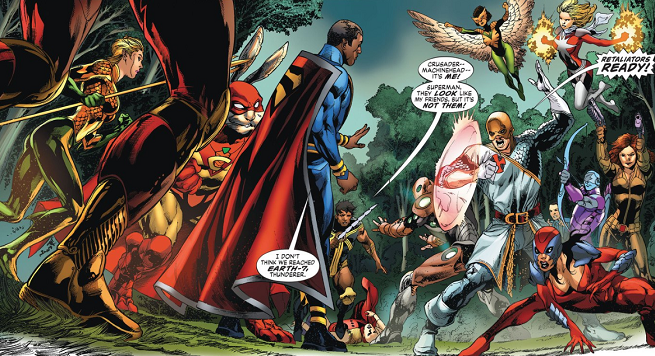 The Multiversity review