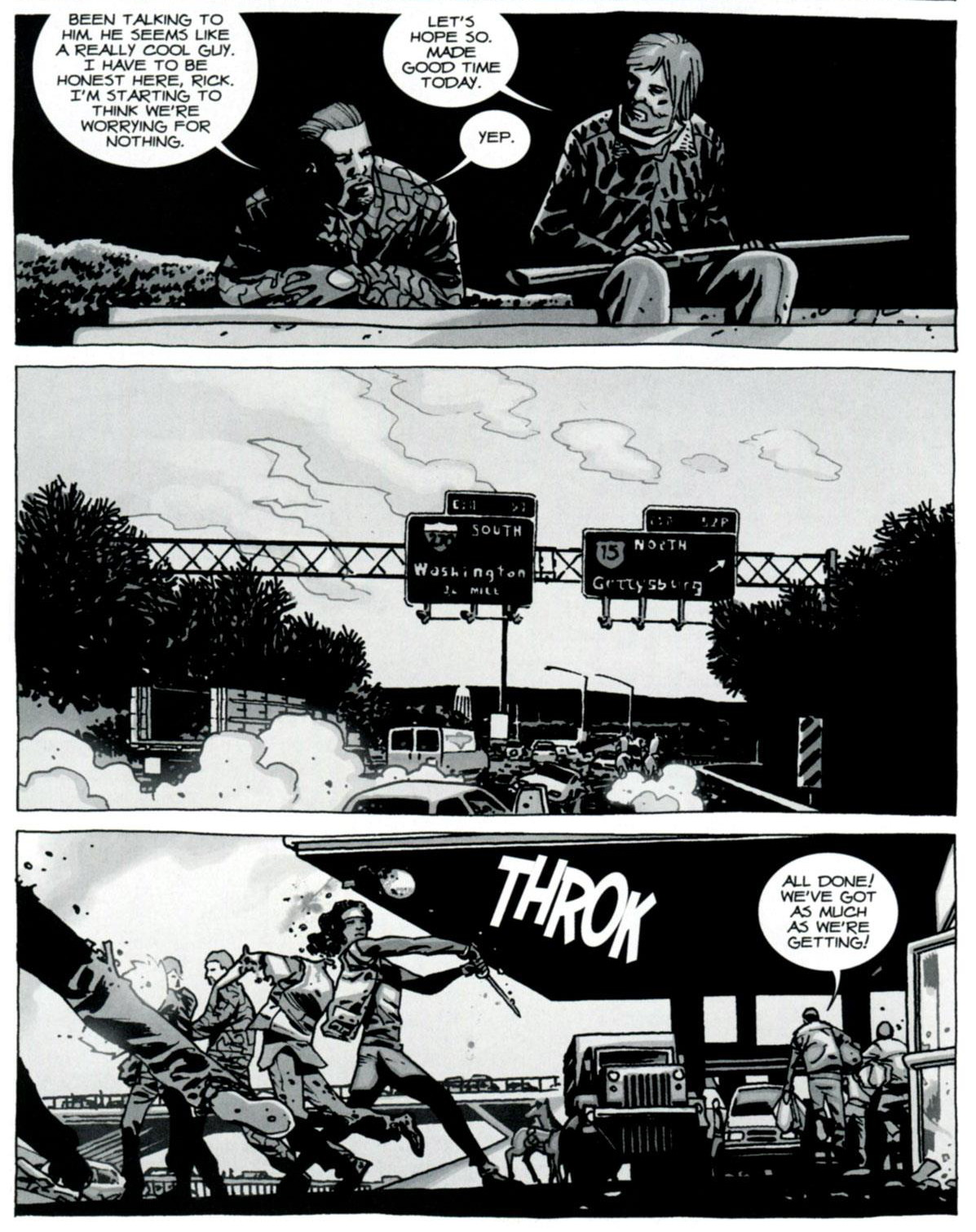 The Walking Dead Book Six review