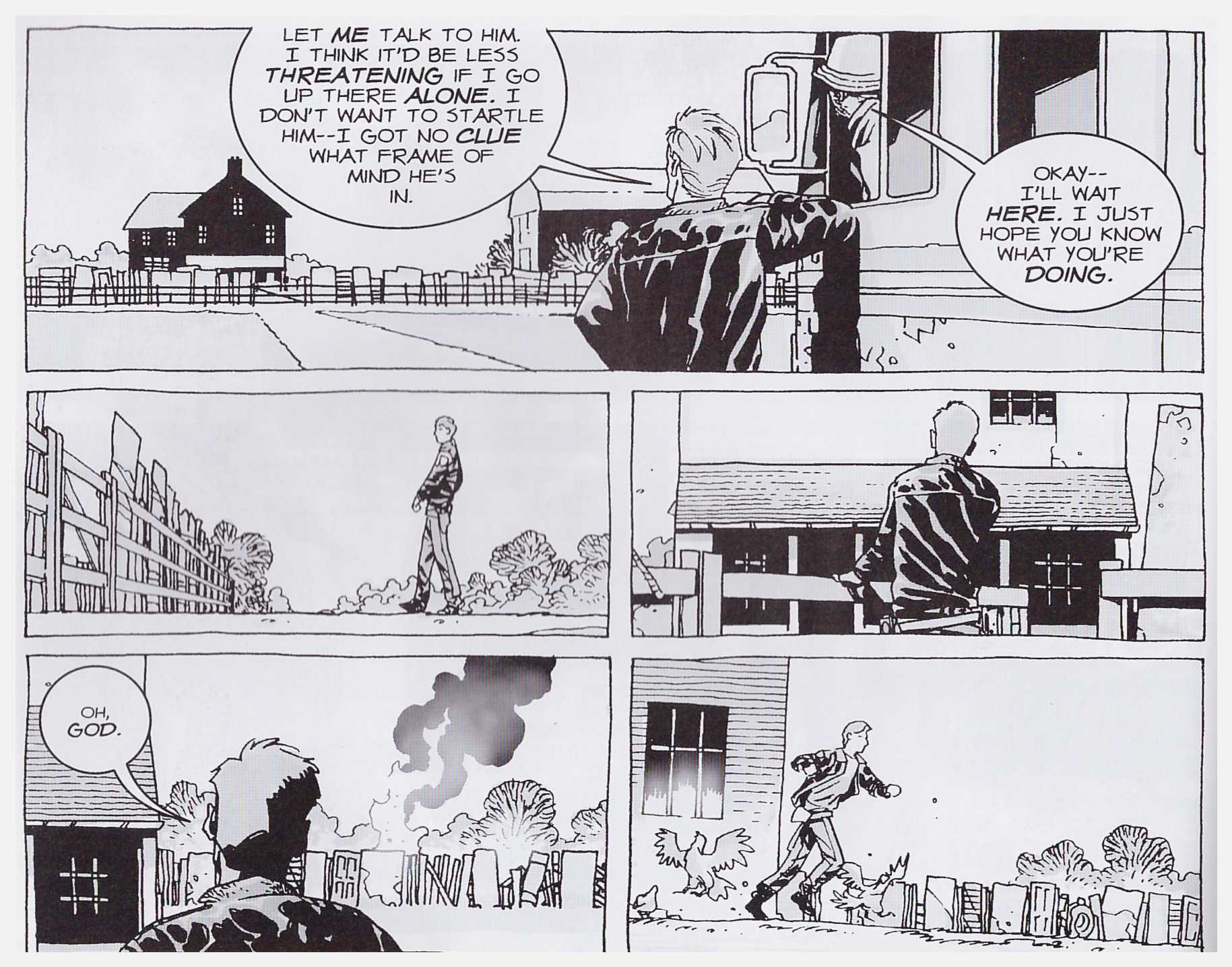 The Walking Dead Book Two review