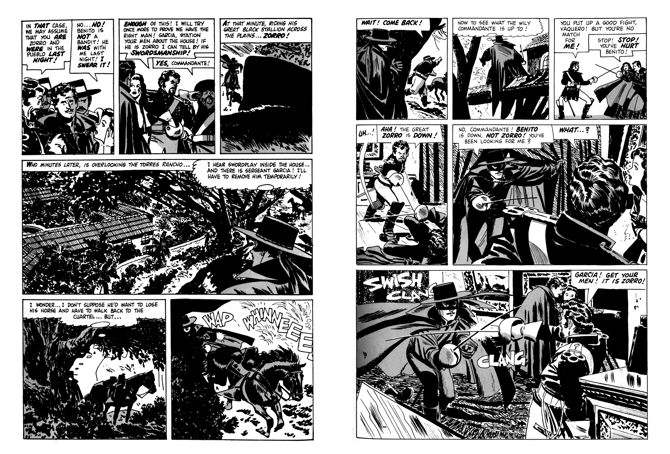 Zorro by Alex Toth review