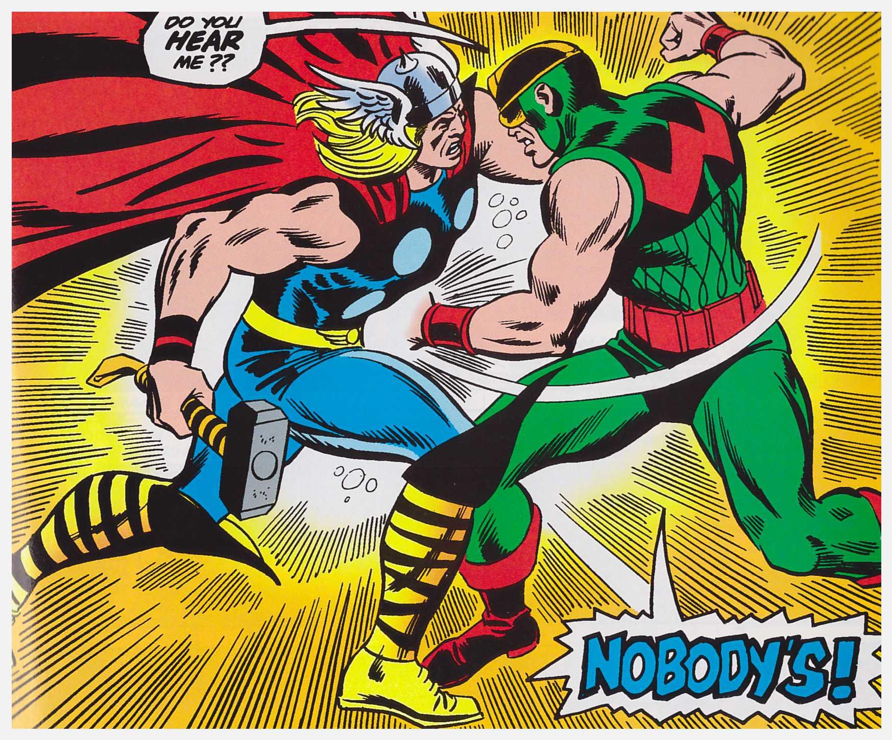 Marvel Masterworks The Avengers vol 14 review