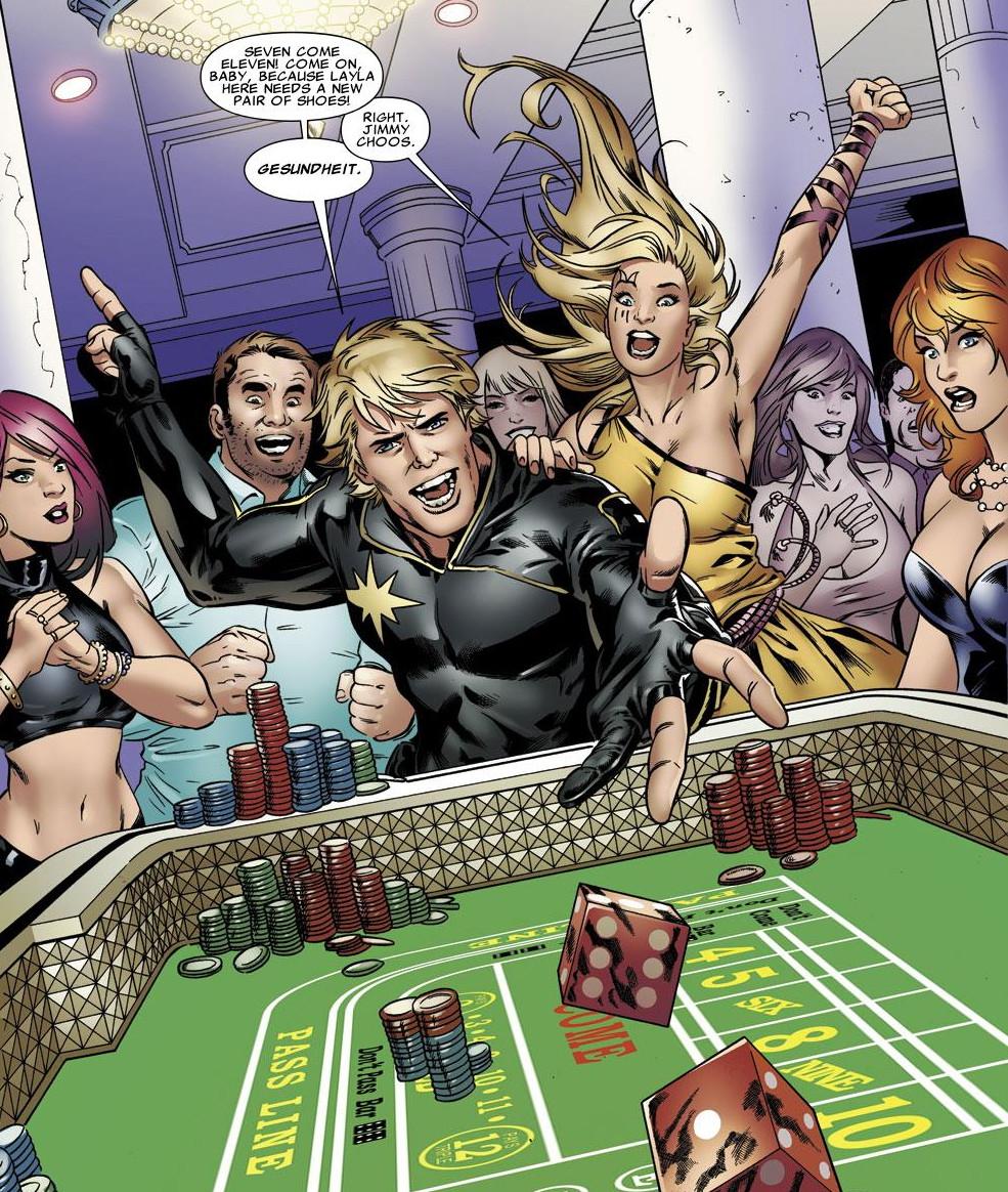 X-Factor Happenings in Vegas review