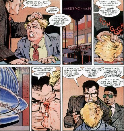 Time2 The Satisfaction of Black Mariah review review