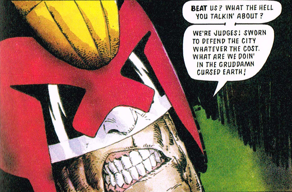 Judge Dredd Complete Case Files 19 review