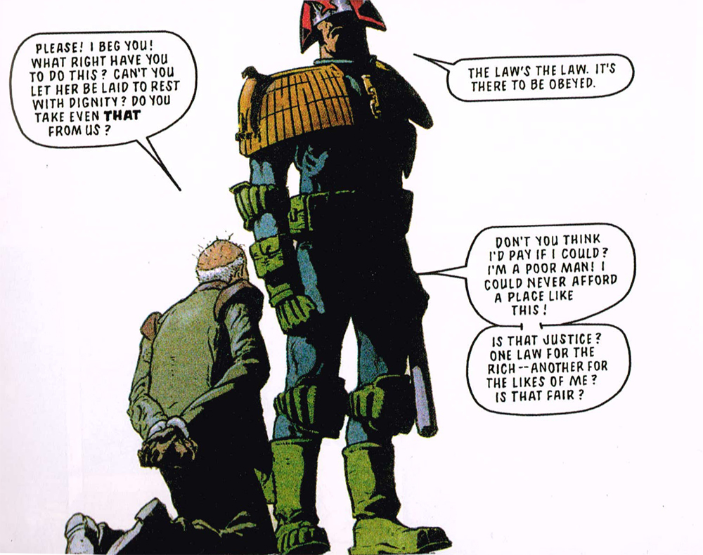 Judge Dredd Complete Case Files 20 review
