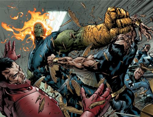 New Avengers Secret Invasion review