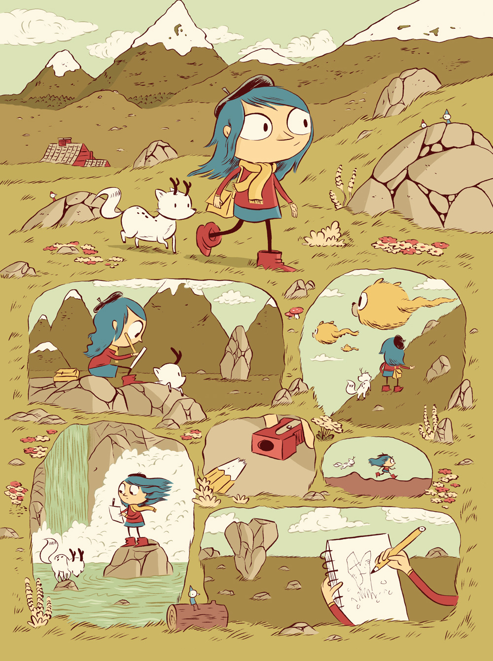 Hilda and the Troll review