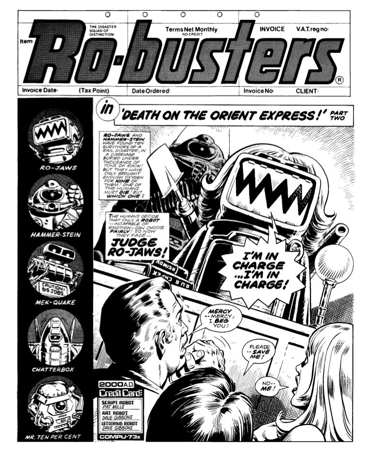 The Complete Ro-Busters review
