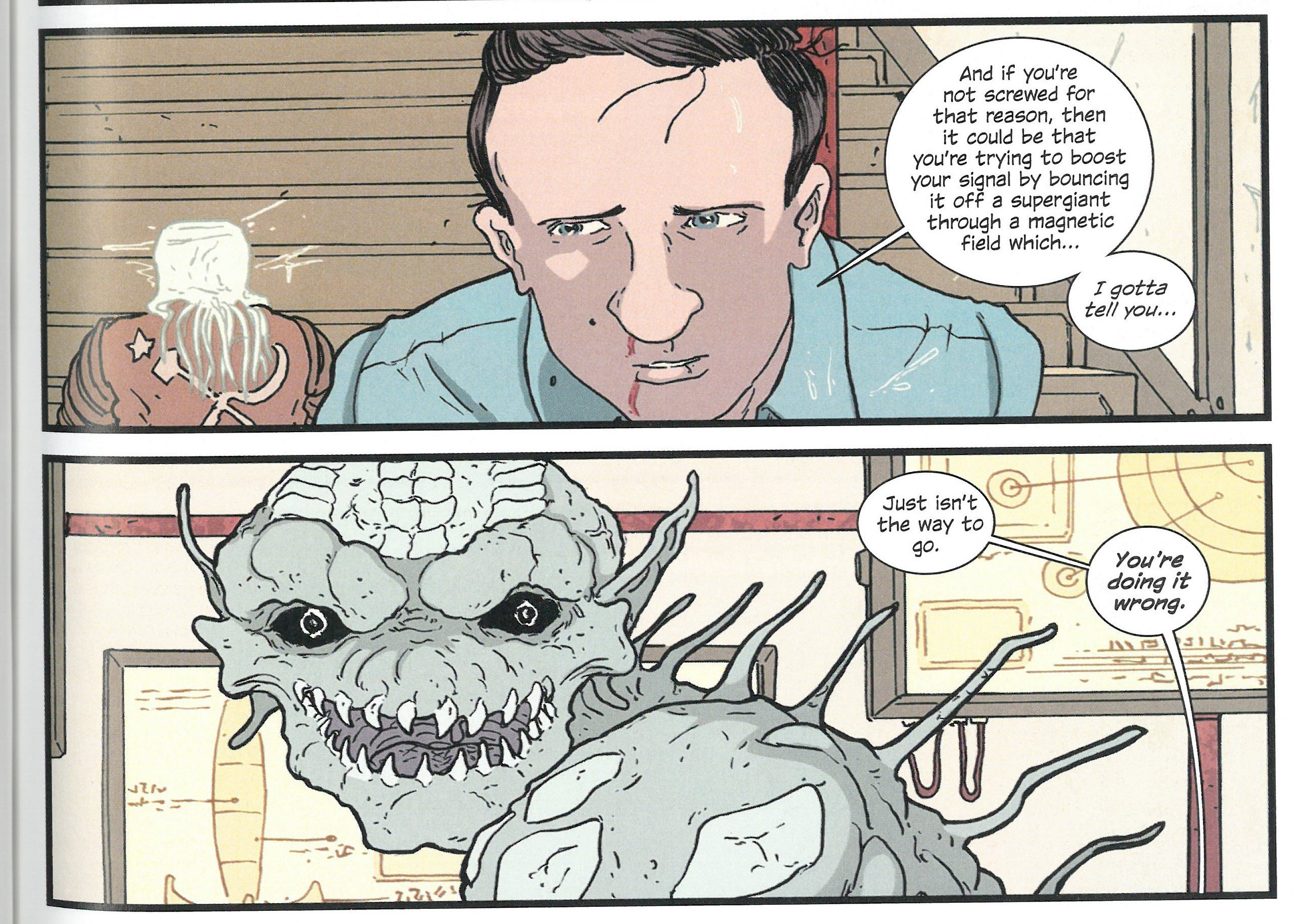 Manhattan Projects 3 review