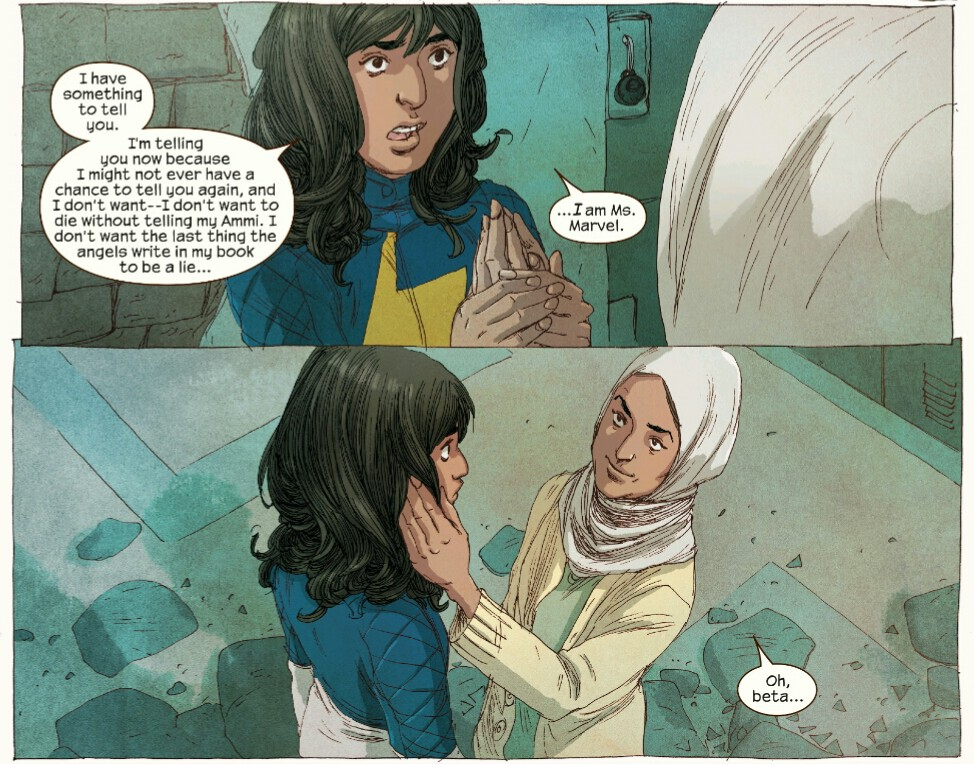 Ms Marvel Last Days review