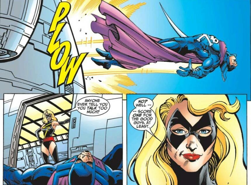Avengers Thunderbolts the Nefaria Protocols review