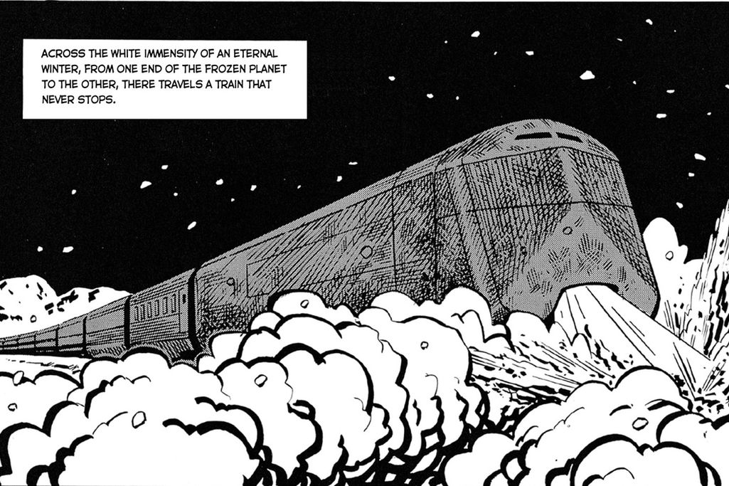 Snowpiercer 1 The Escape review