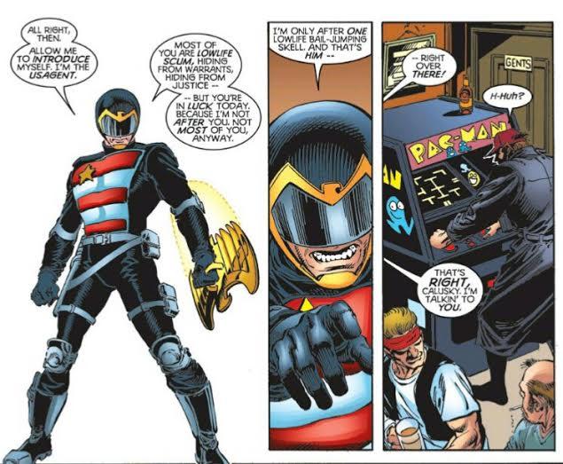 Avengers/X-Men Maximukm Security review