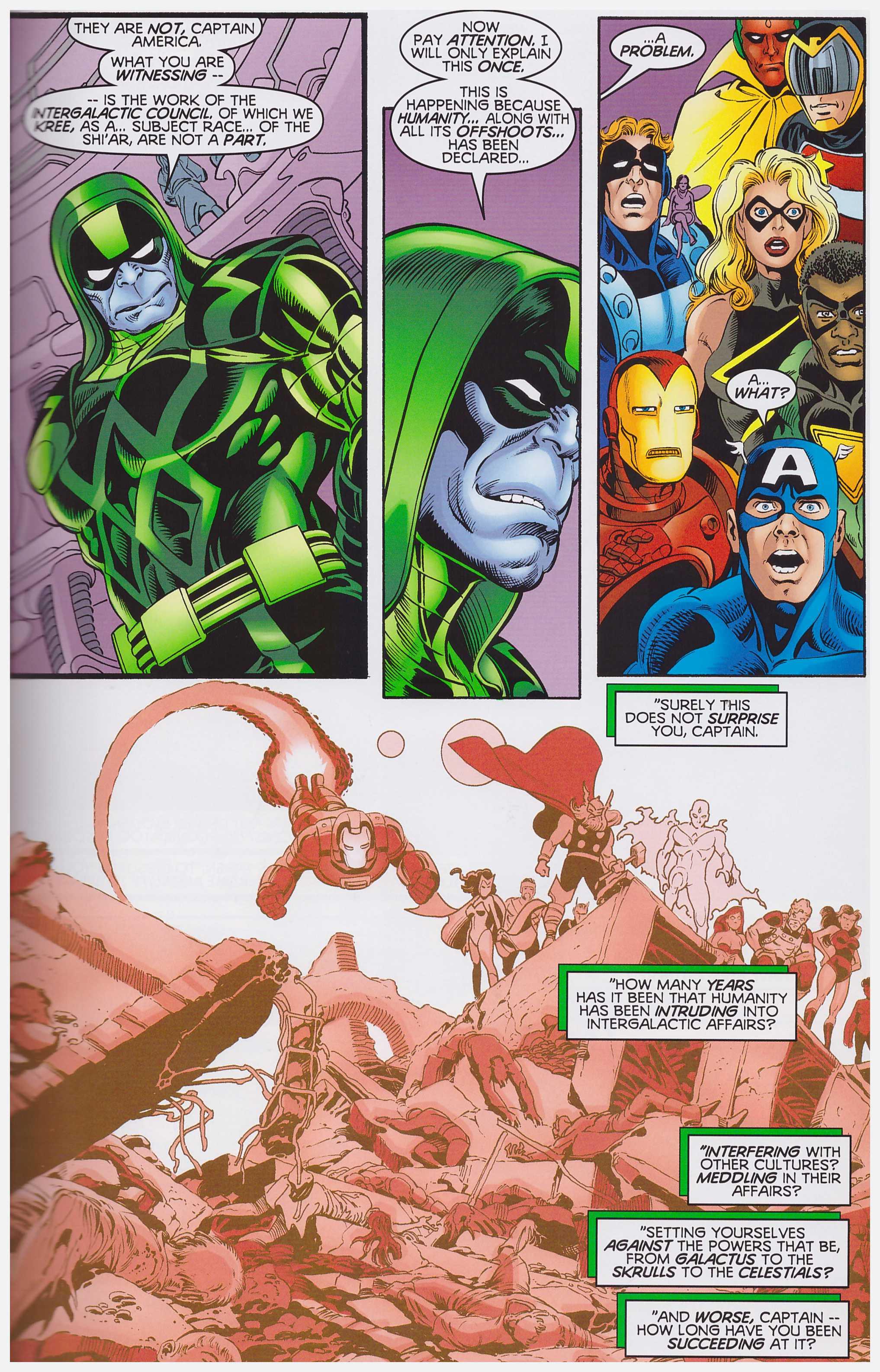 Avengers Assemble 4 review
