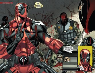 Deadpool I Rule, You Suck review