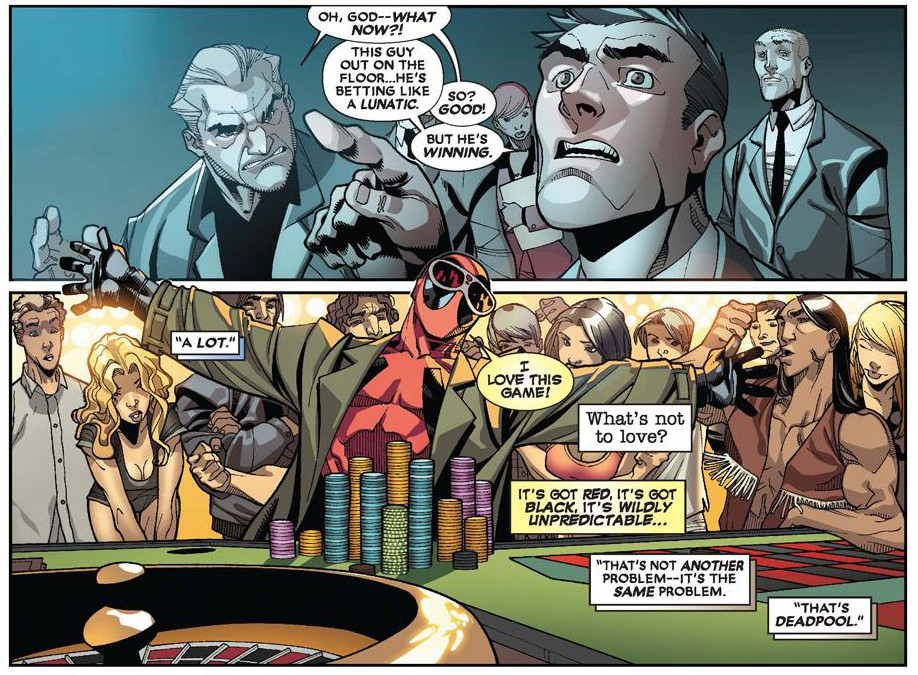 Deadpool What Happened in Vegas review