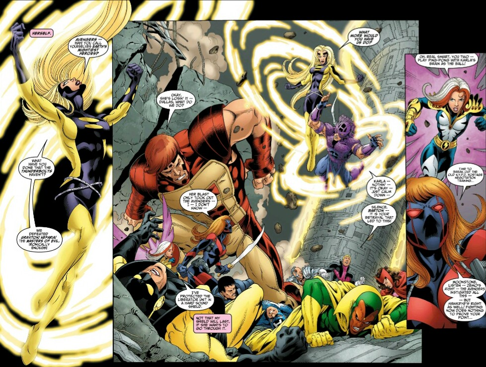 Avengers Thunderbolts Best Intentions review