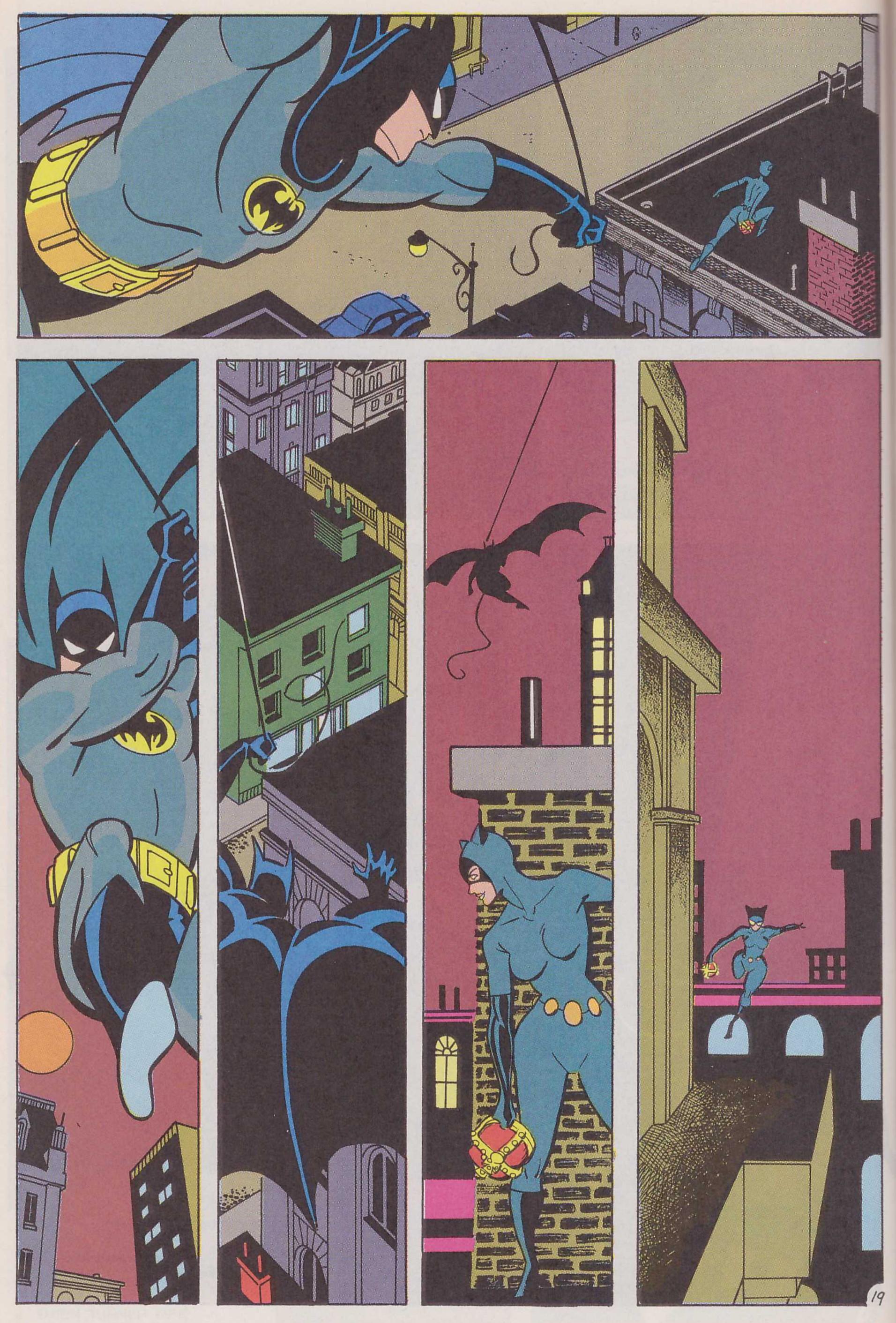 Batman Adventures review