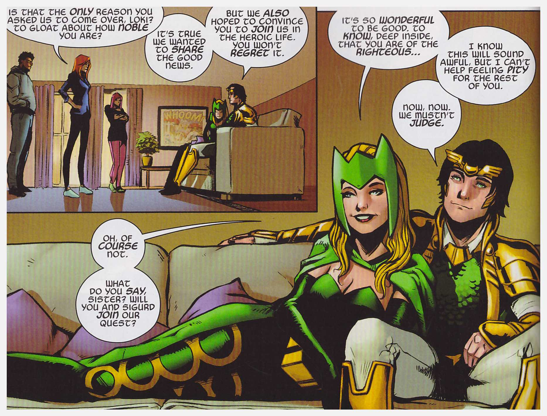 Loki Agent of Asgard I Cannot Tell a Lie review