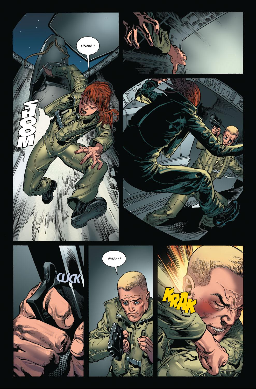 Black Widow Deadly Origin review