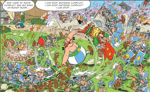 Asterix and the Missing Scroll review