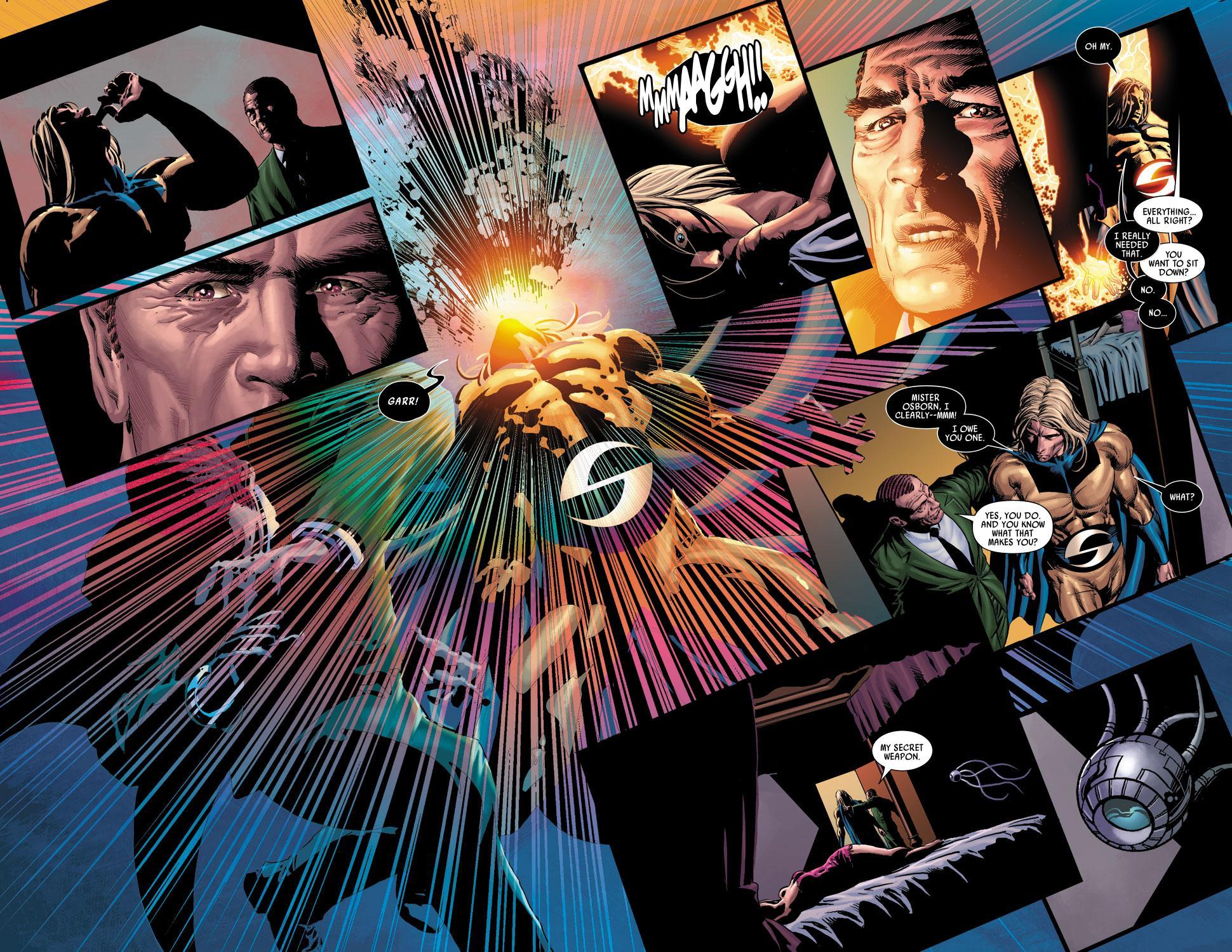 Dark Avengers Omnibus review