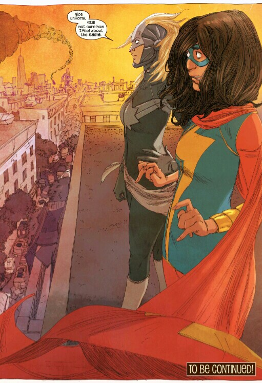 Ms Marvel vol 2 review