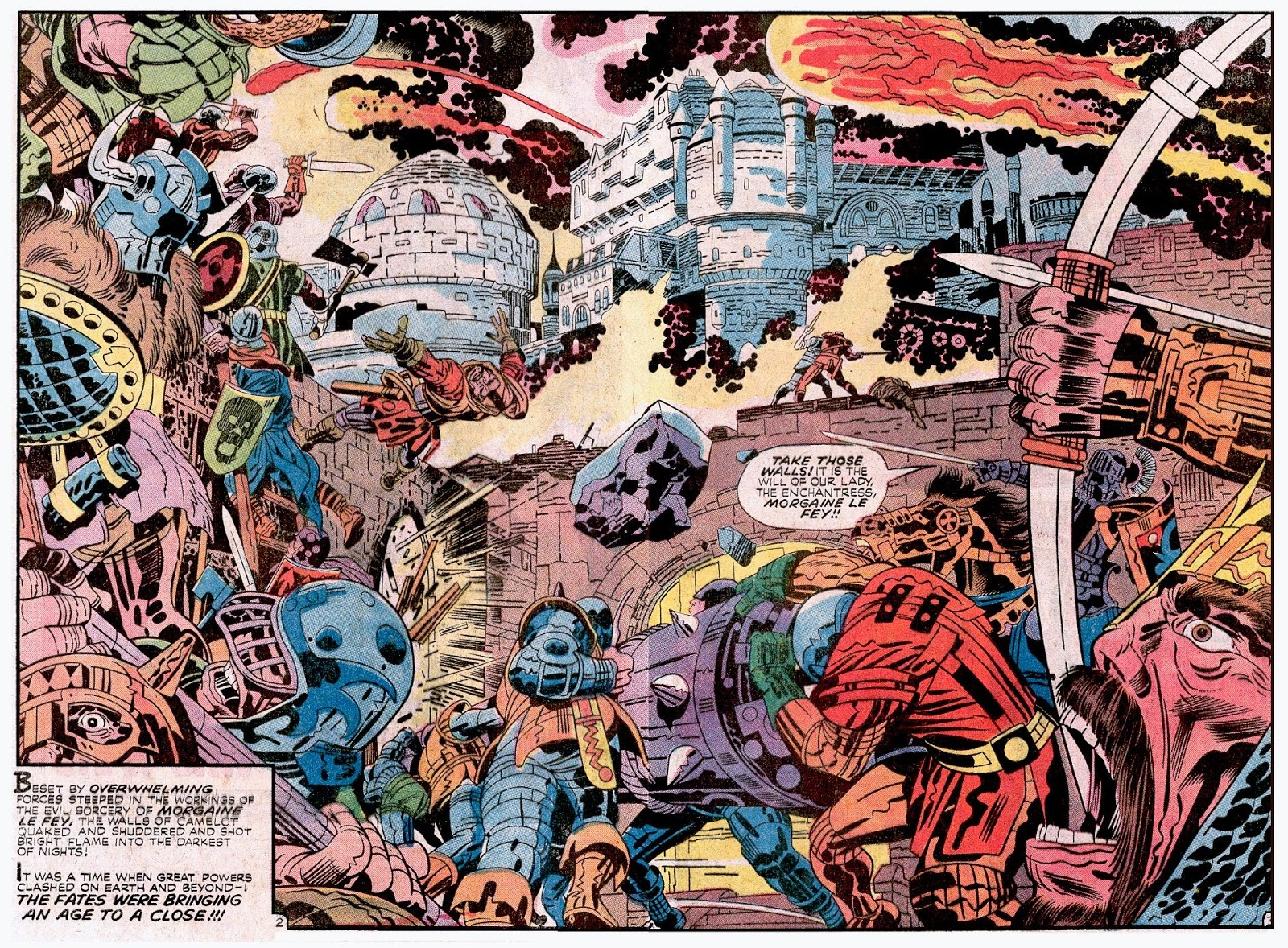 Jack Kirby's Demon review