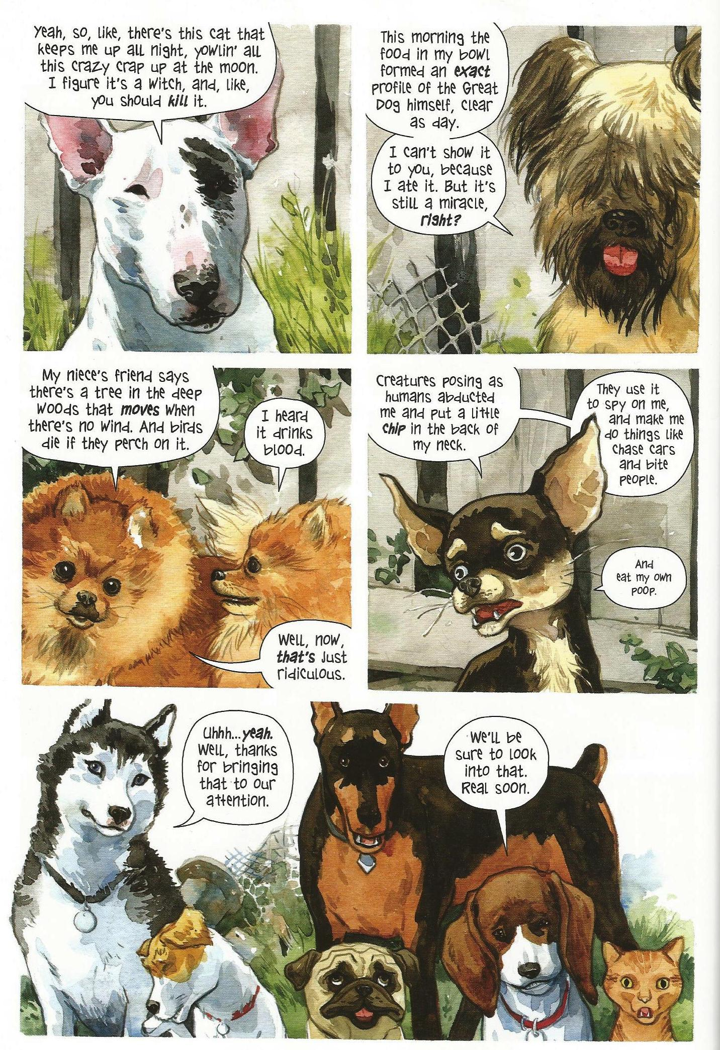 Beasts of Burden review