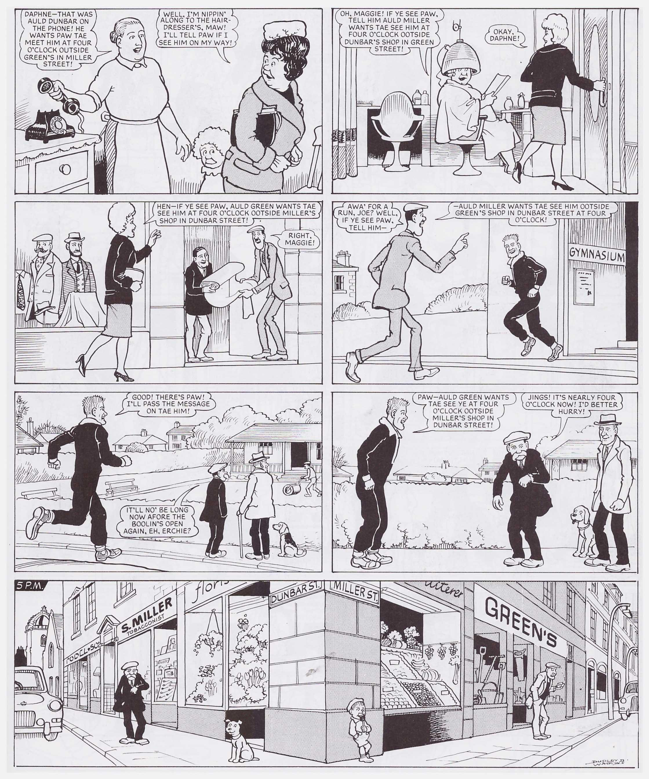 Broons and Oor Wullie The Sensational Sixties review