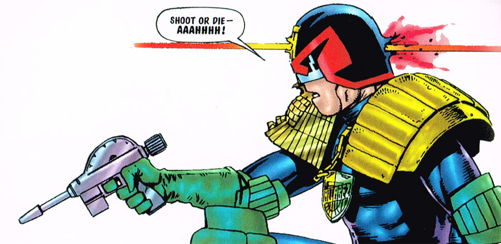 Judge Dredd Complete Case Files 24 review