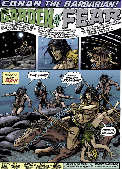 Chronicles of Conan 2 Rogues in the House review