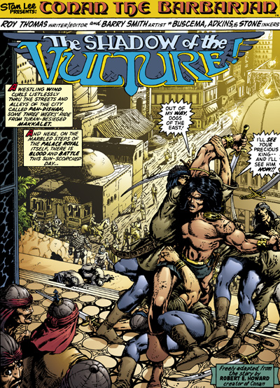 Chronicles of Conan 4 The Song of Red Sonja review