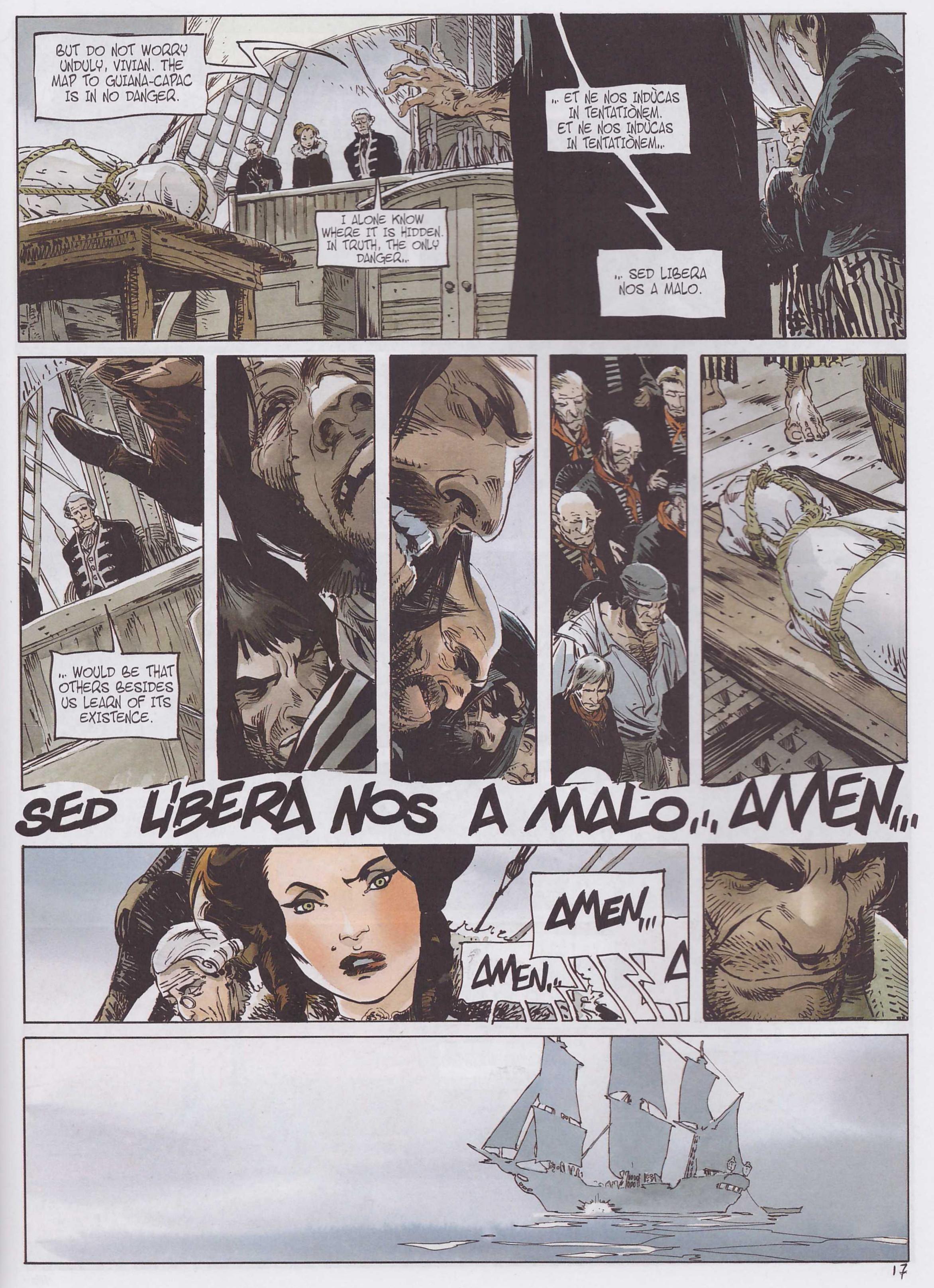 Long John Silver 2 review