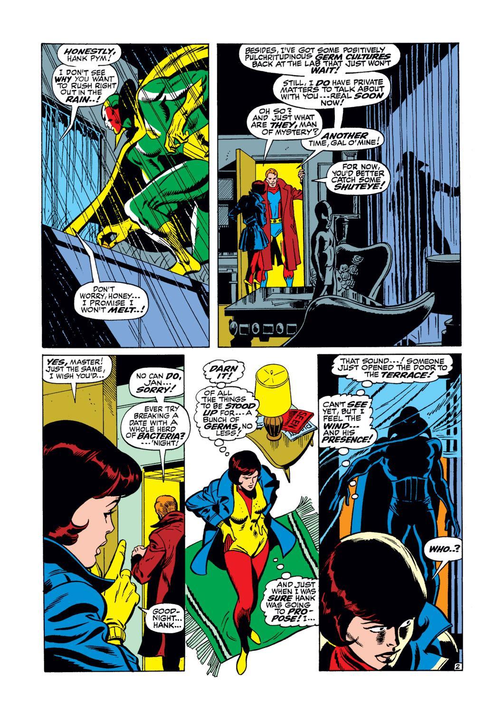 Marvel Masterworks The Avengers vol 6 review