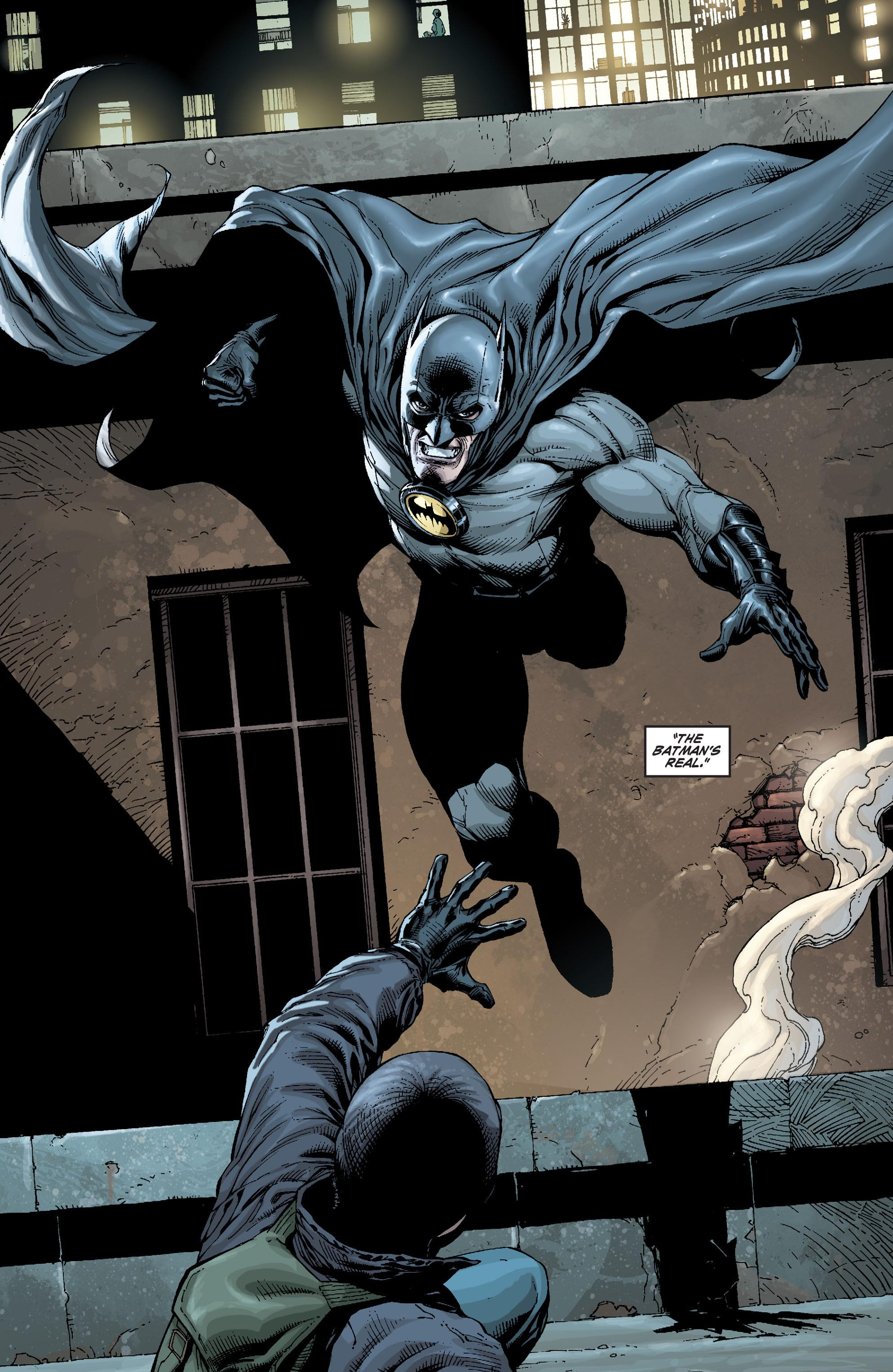 Batman Earth One vol 2 review