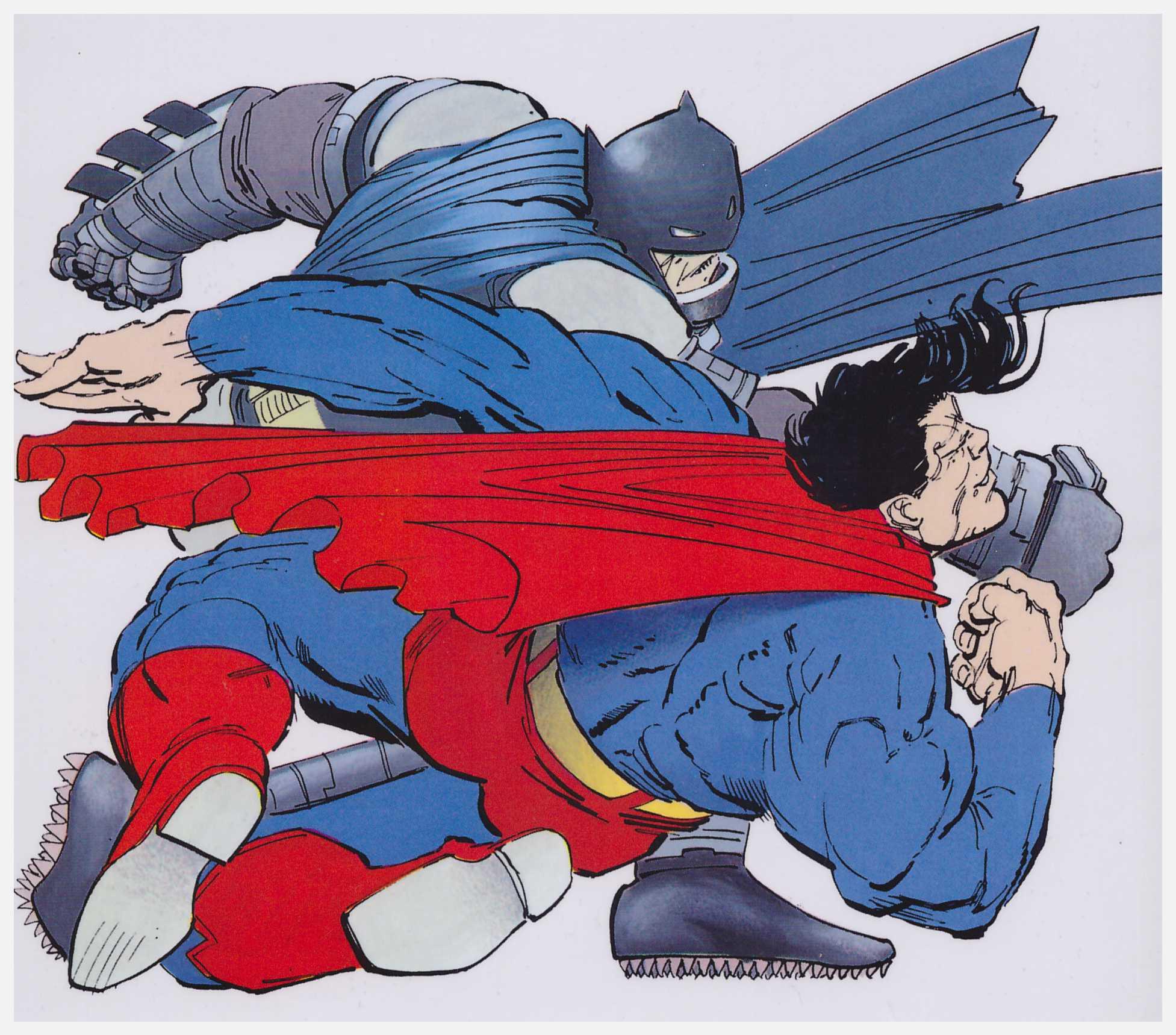 Batman vs Superman the Greatest Battles review