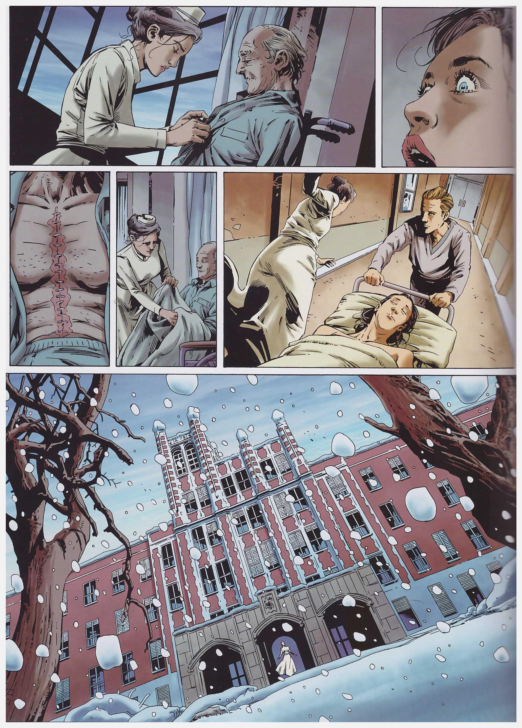 Pandemonium graphic novel review