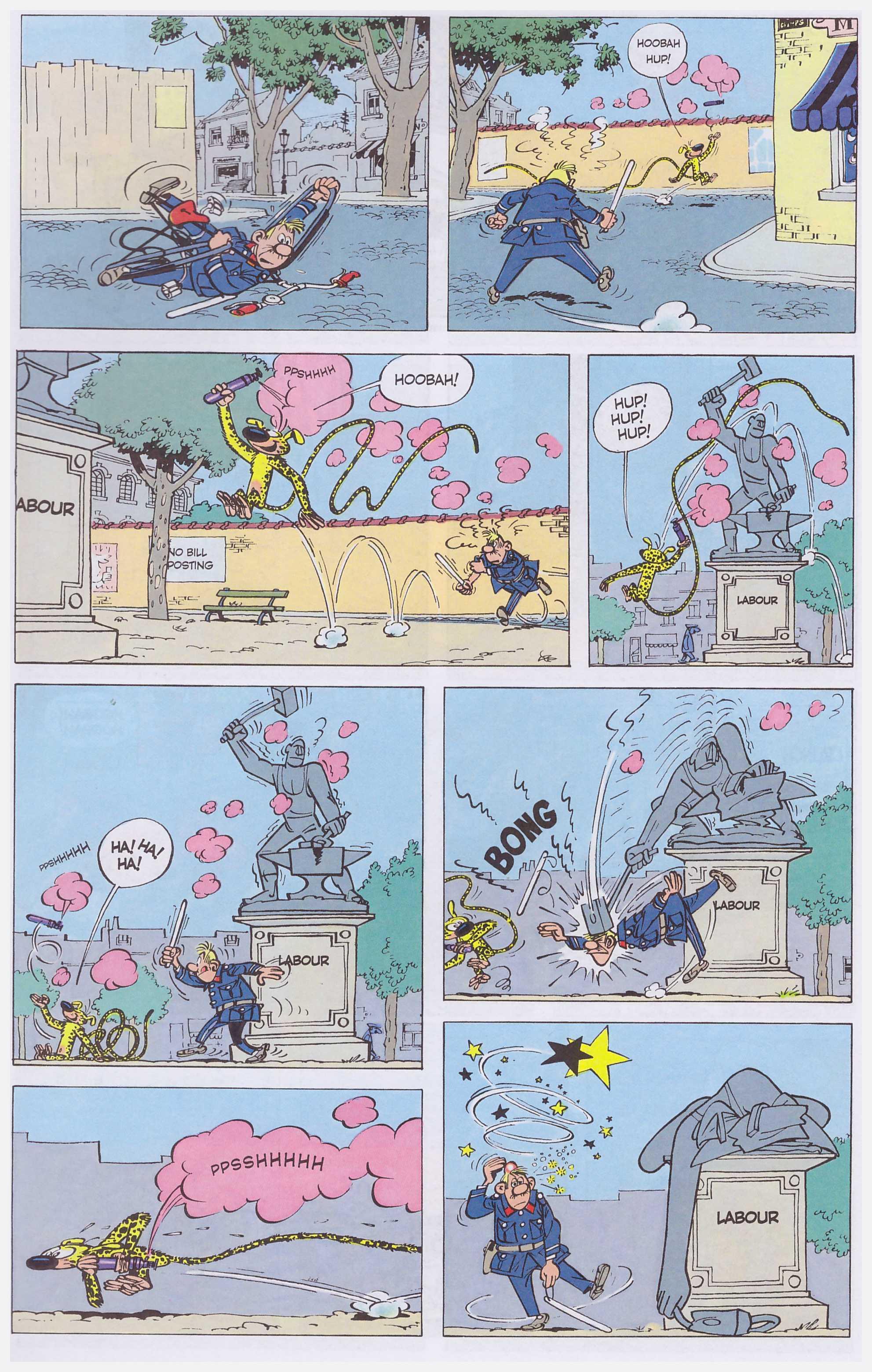 Spirou & Fantasio The Dictator and the Mushroom review