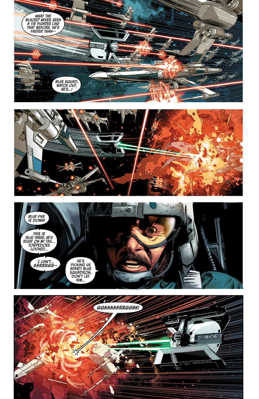 Star Wars Vader Down review