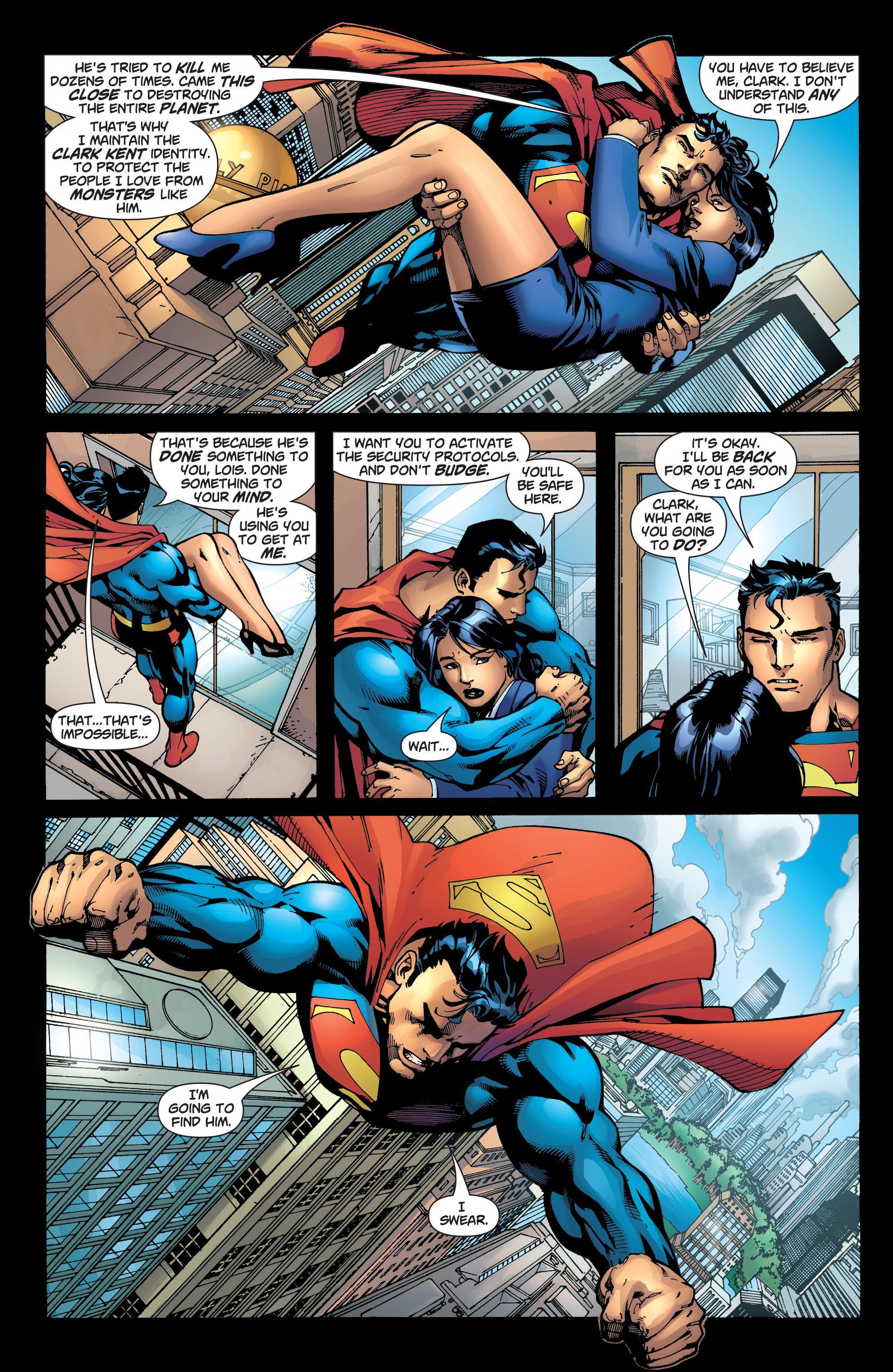 Superman Sacrifice review