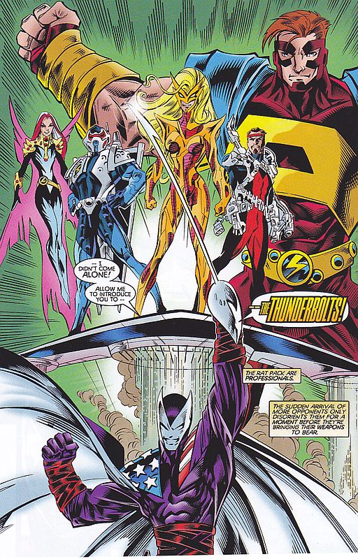Thunderbolts Classic 1 review