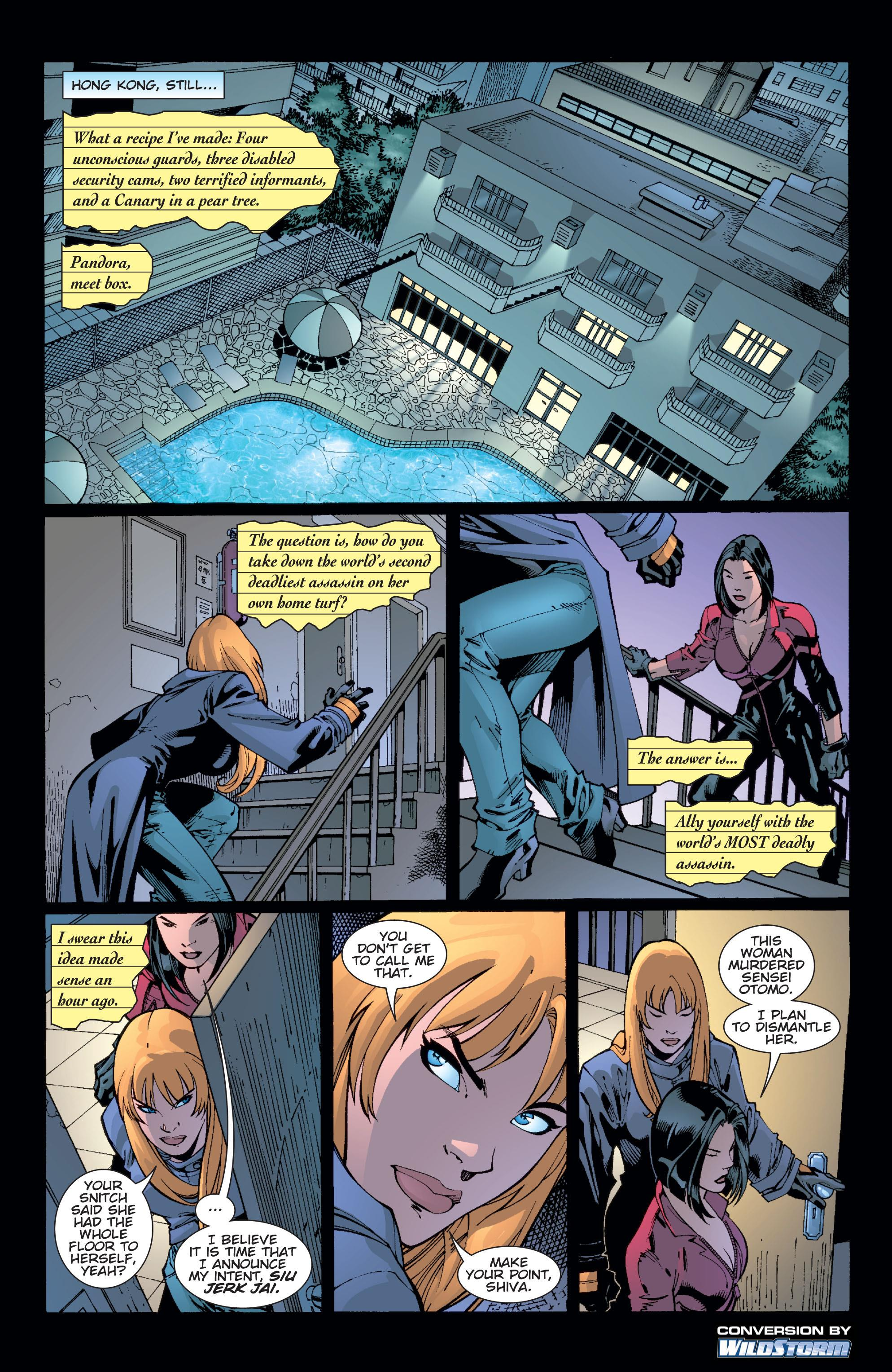 Birds of Prey Sensei and Student review