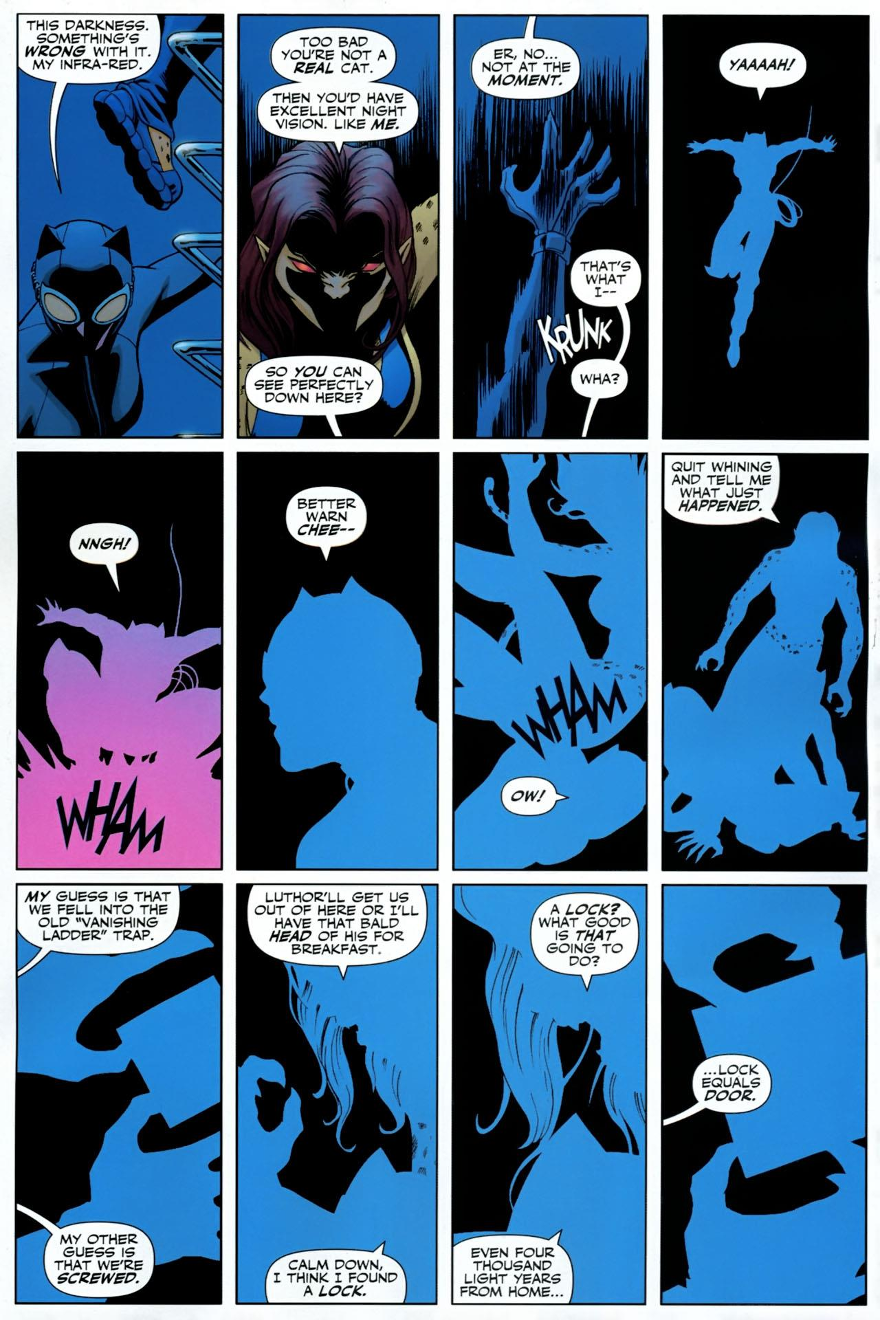 Catwoman Crime Pays review