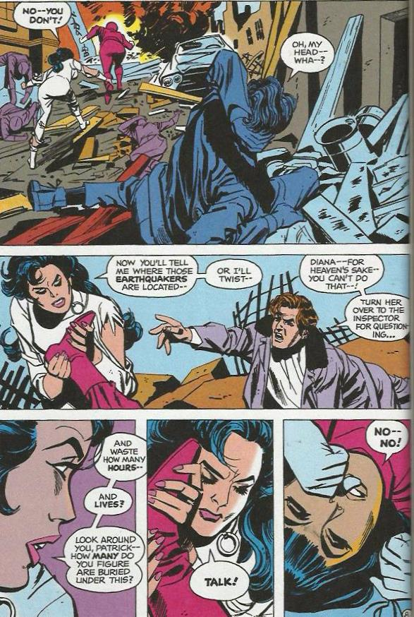 Diana Prince Wonder Woman 2 review