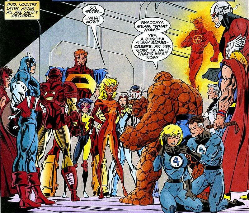 Thunderbolts Classic 3 review
