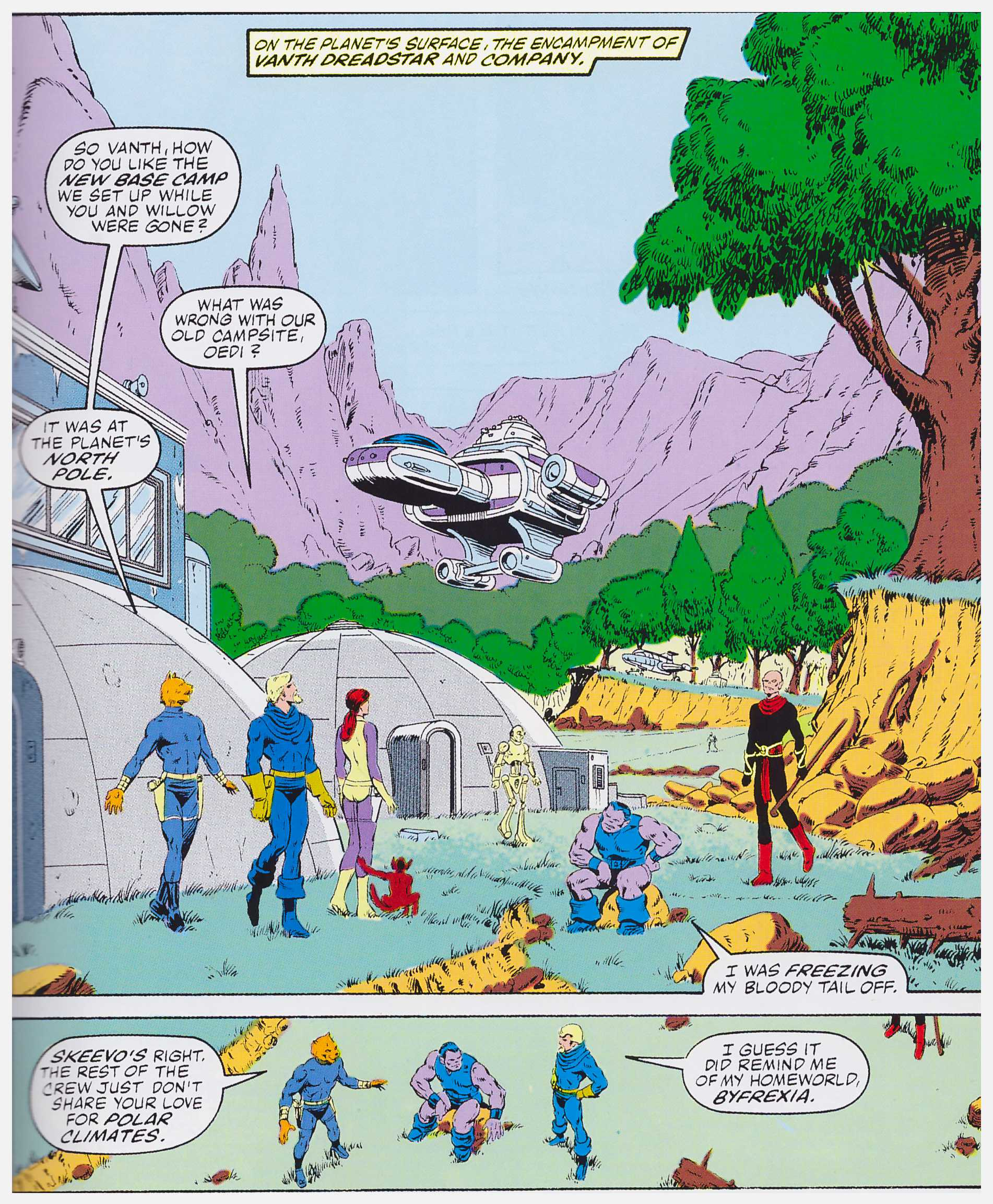 Definitive Dreadstar 2 review