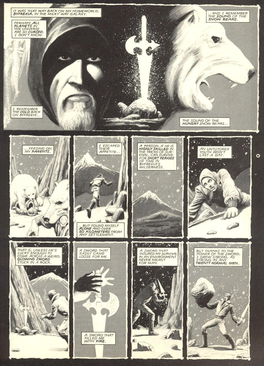 Dreadstar The Beginning review