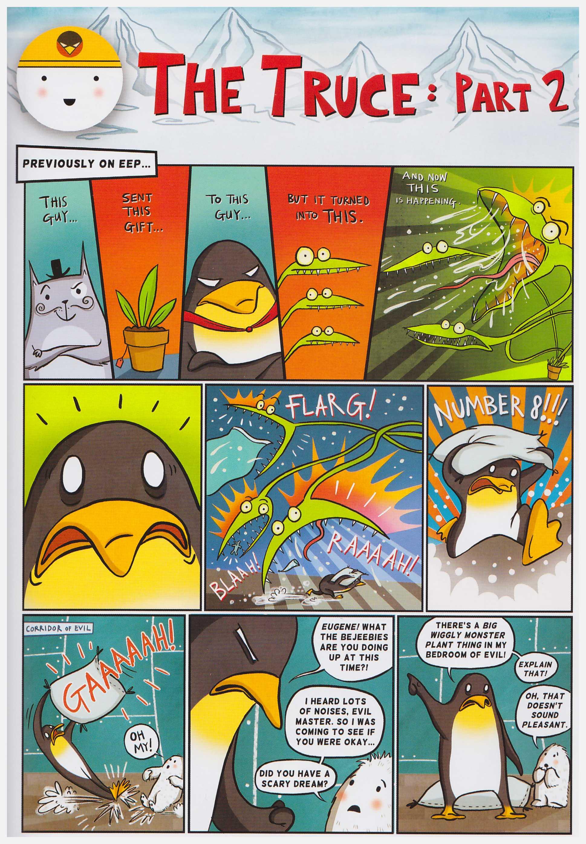 Evil Emperor Penguin review